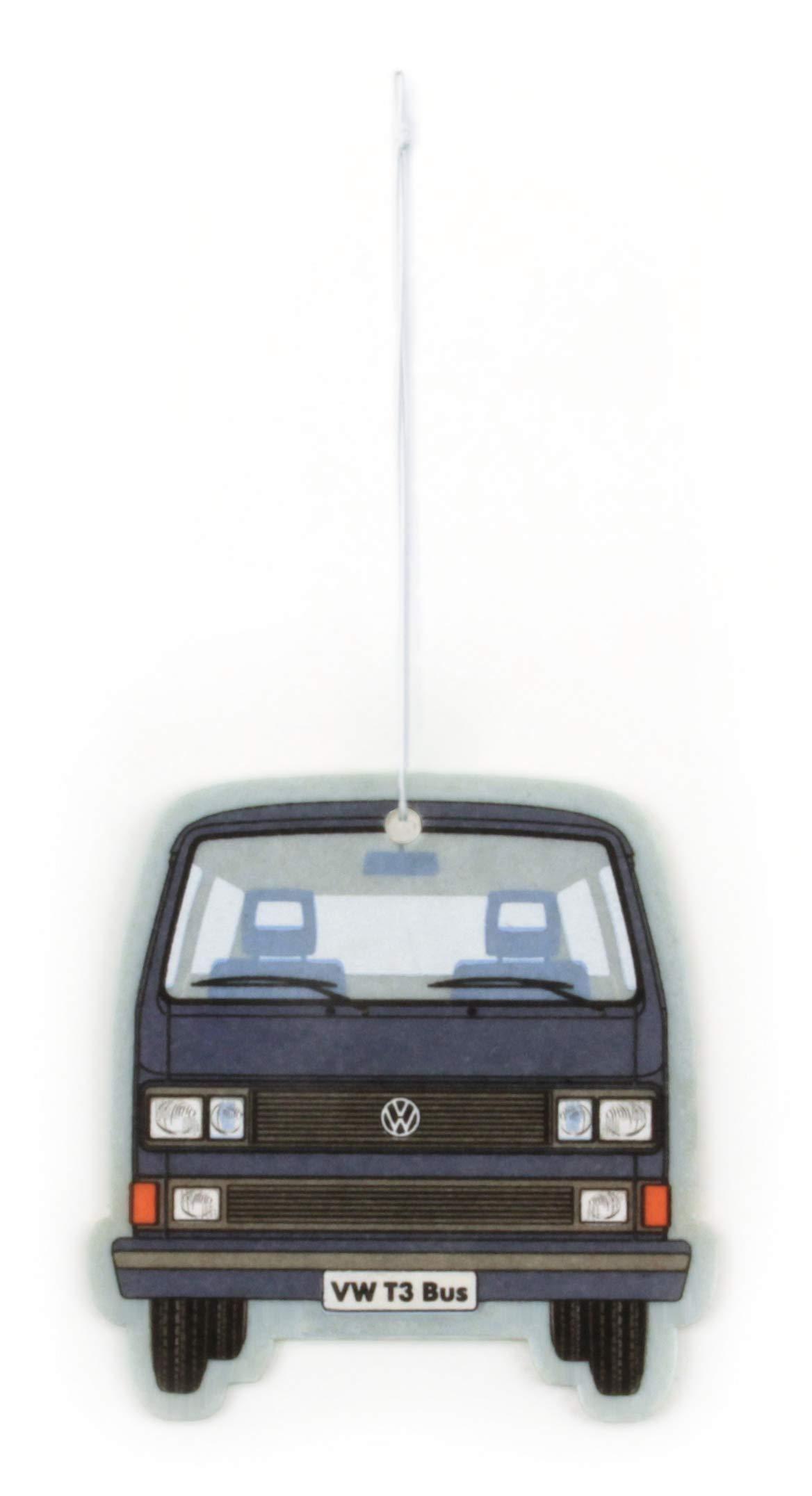brisa vw collection vw t3 air freshener fresh blue set. Black Bedroom Furniture Sets. Home Design Ideas