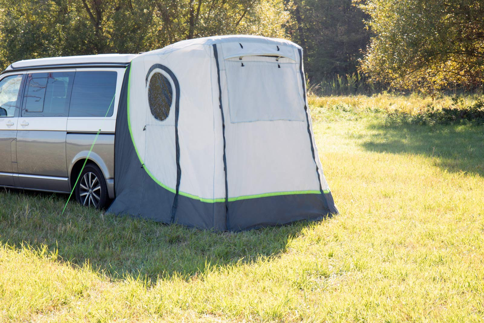 Reimo Rear Tent Upgrade Premium Travel Tent 195 x 200 for ...