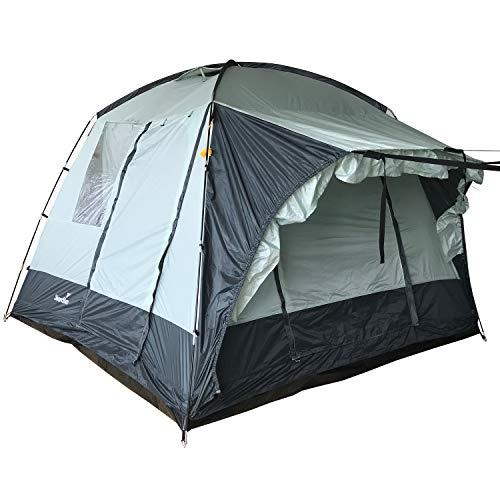 Skandika Pitea Mini-van Campervan Tent Awning 4 Person Man ...