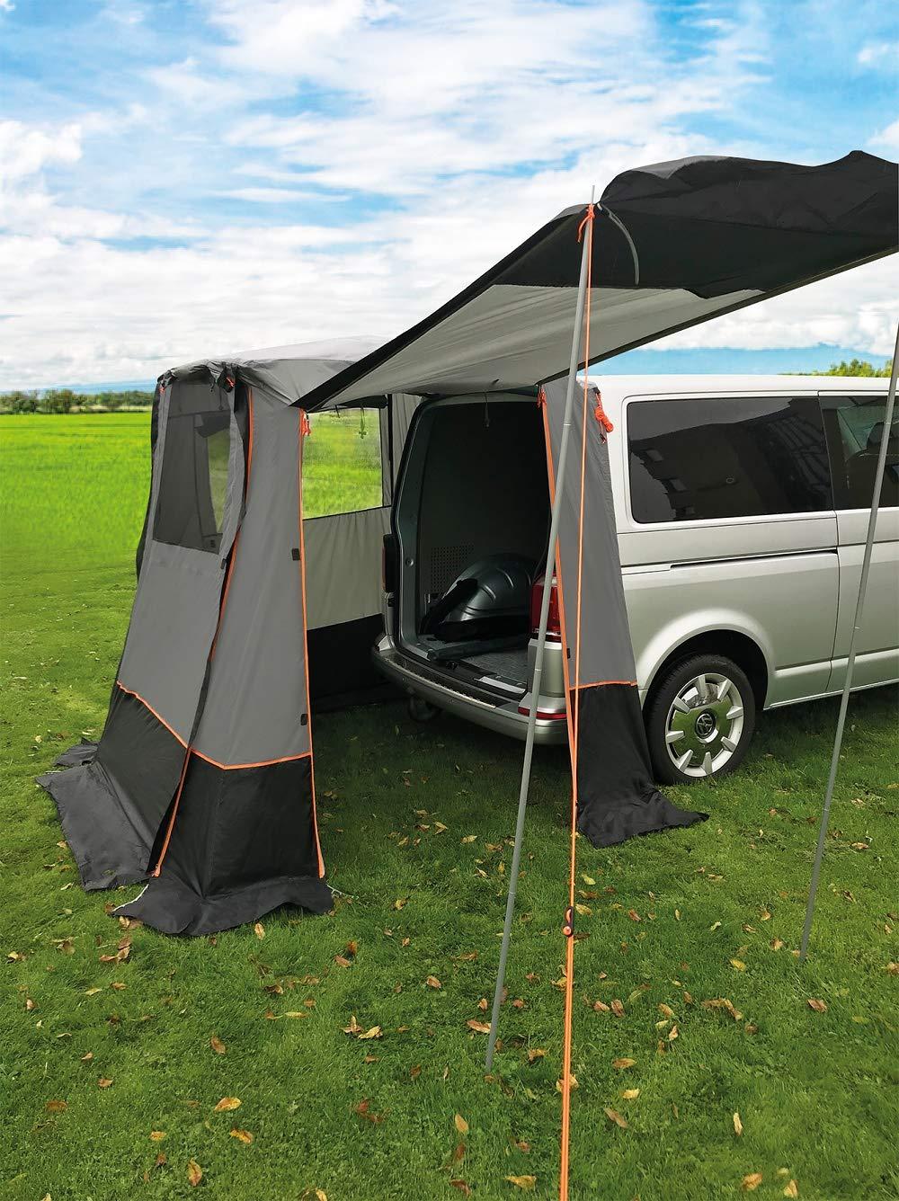 Eurotrail Offroad Tailgate Tent For Van Campervan Rear ...